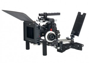 Kit Shoulder Mount / Matte-Box / Follow Focus para HDSLR