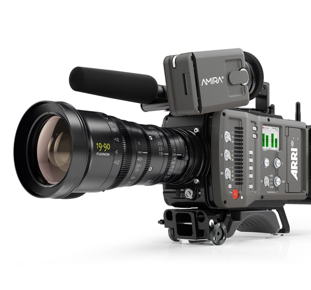 ARRI Amira vs. RED Epic Dragon