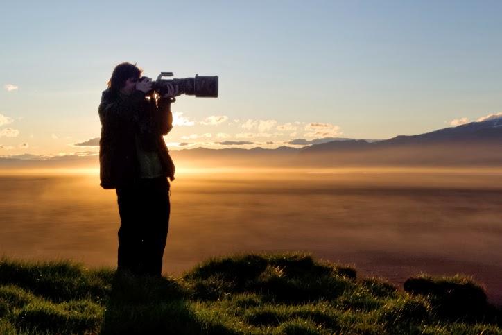 Fotografar Paisagens Naturais