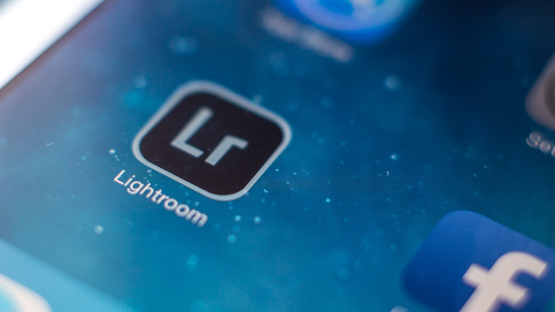 Lightroom Mobile para Android