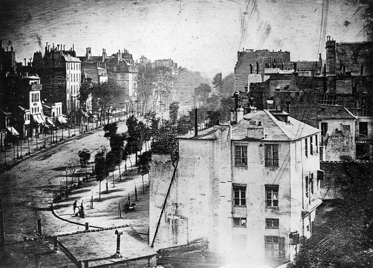 história da fotografia eMania