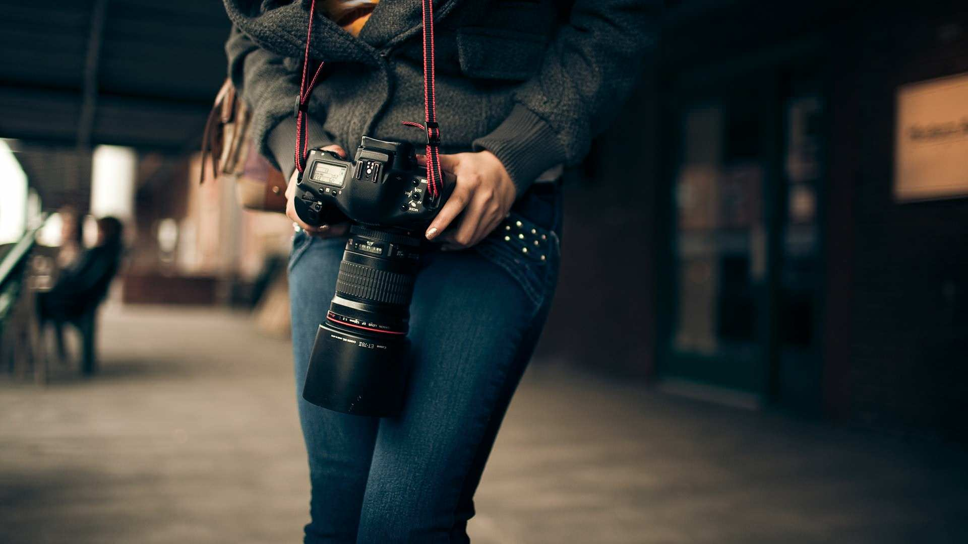 Profissão Fotógrafo