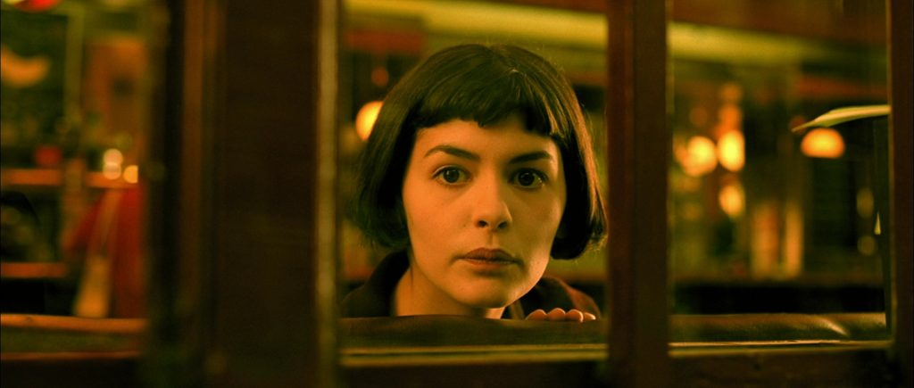 Amelie Poulain - Color Correction e Color Grading
