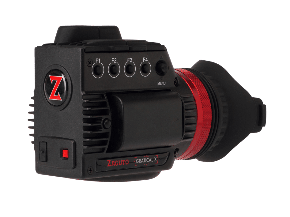 Viewfinder - Zacuto Gratical HD
