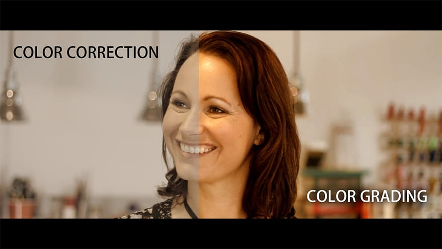 Color Correction e Color Grading