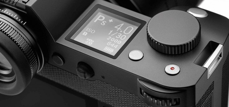 mirrorless leica