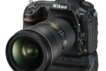 DSLR Nikon D850