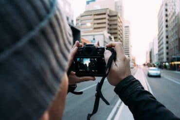 Lente Fotográfica