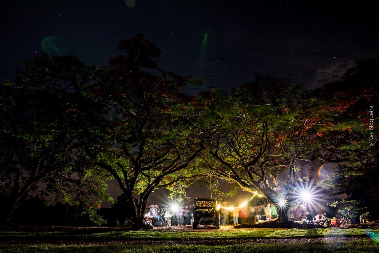 Fotógrafo cria workshop colaborativo, itinerante e em meio a natureza