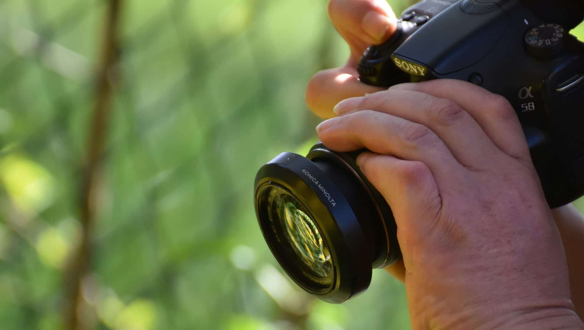 aplicações da fotografia não muito populares, mas lucrativas!