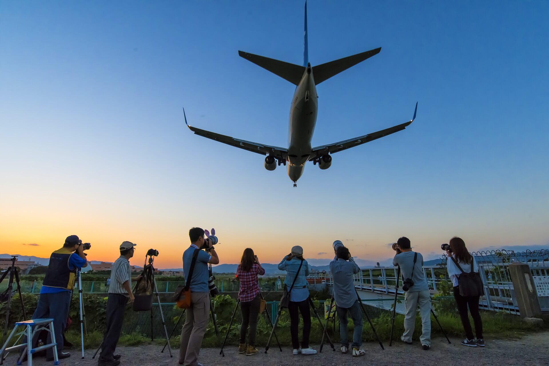 6 coisas a considerar antes de começar na fotografia de aviação