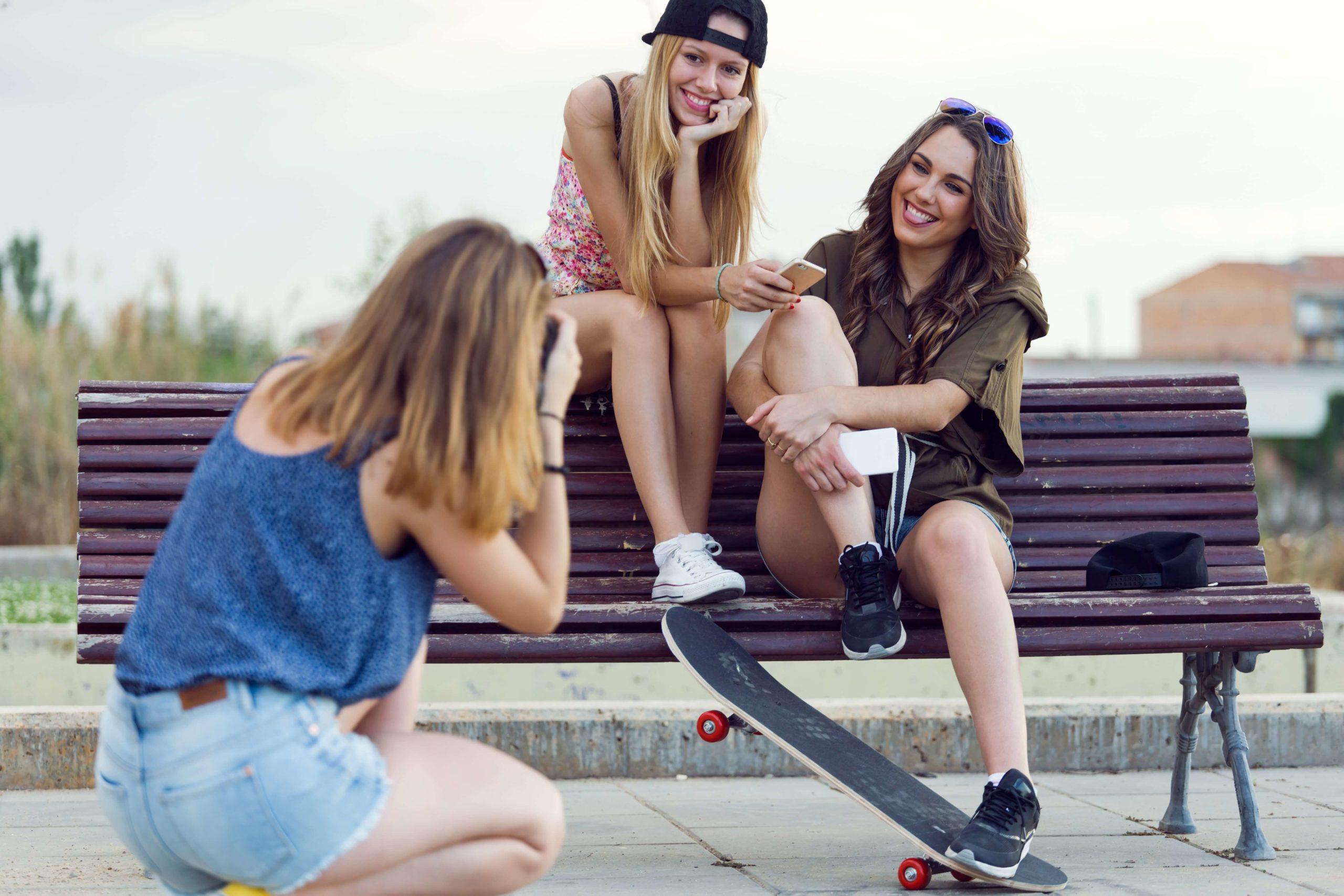 Poses para fotos femininas: 6 ideias para fotógrafos experimentarem !