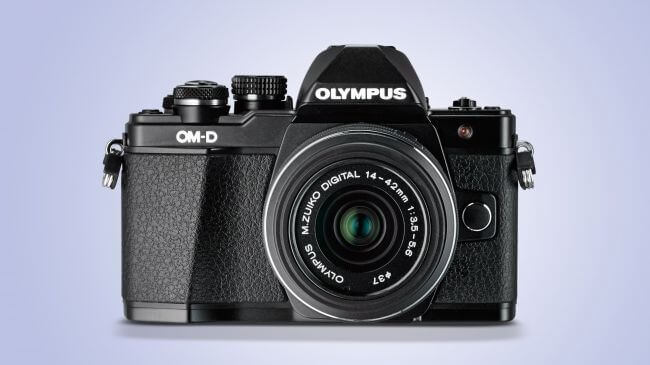 camera mirrorless olympus omd em10 II