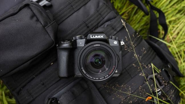 camera mirrorless panasonic lumix g80