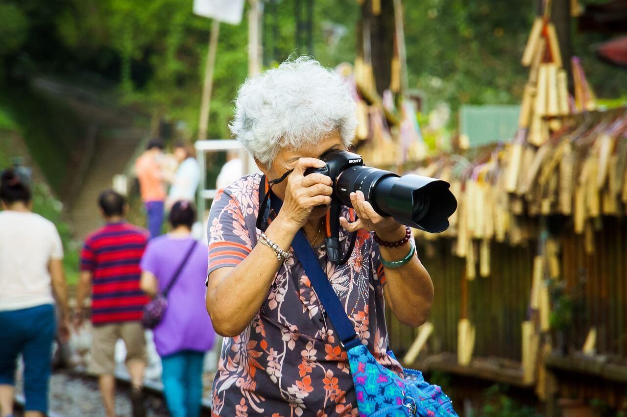 Como fazer um bom ensaio fotográfico com idosos?