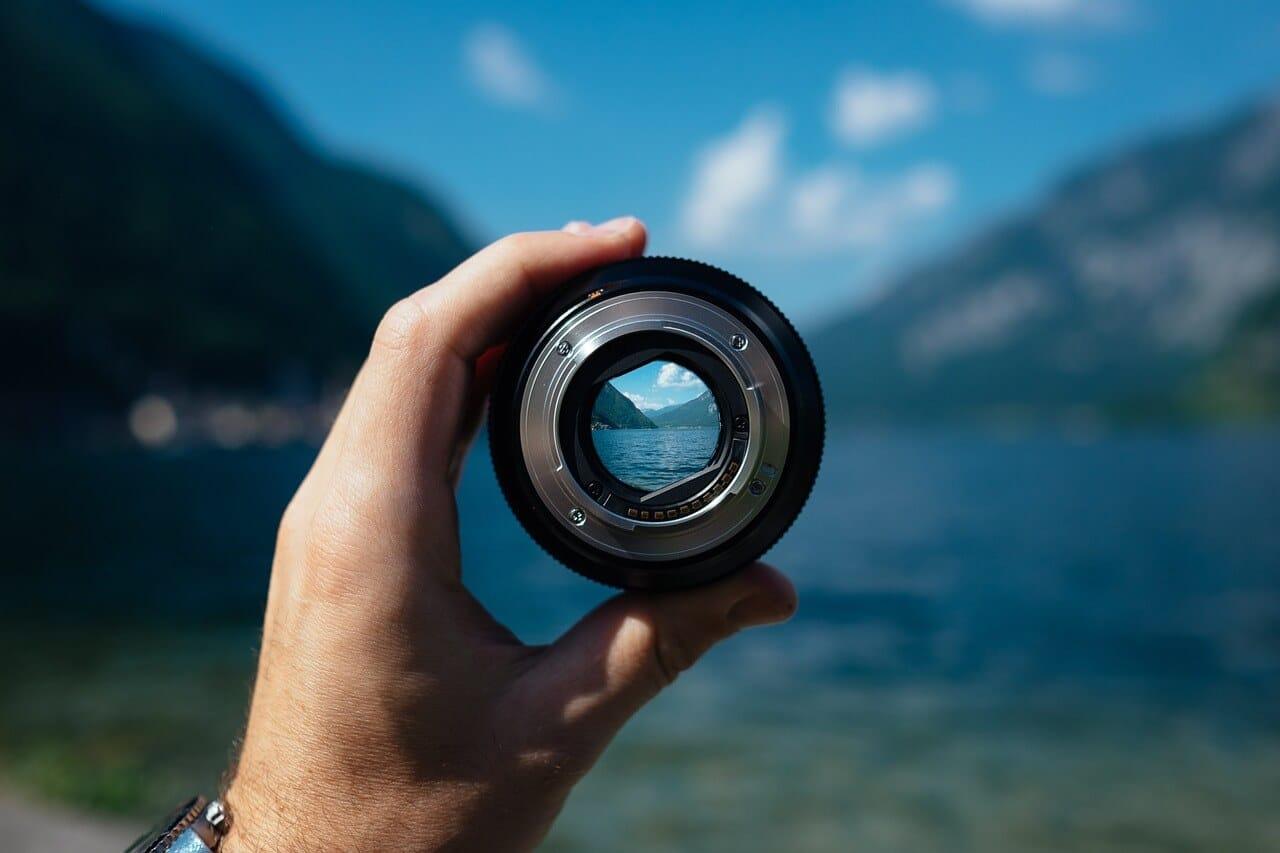 Lente invertida: Uma forma simples e barata de fazer macrofotografia!