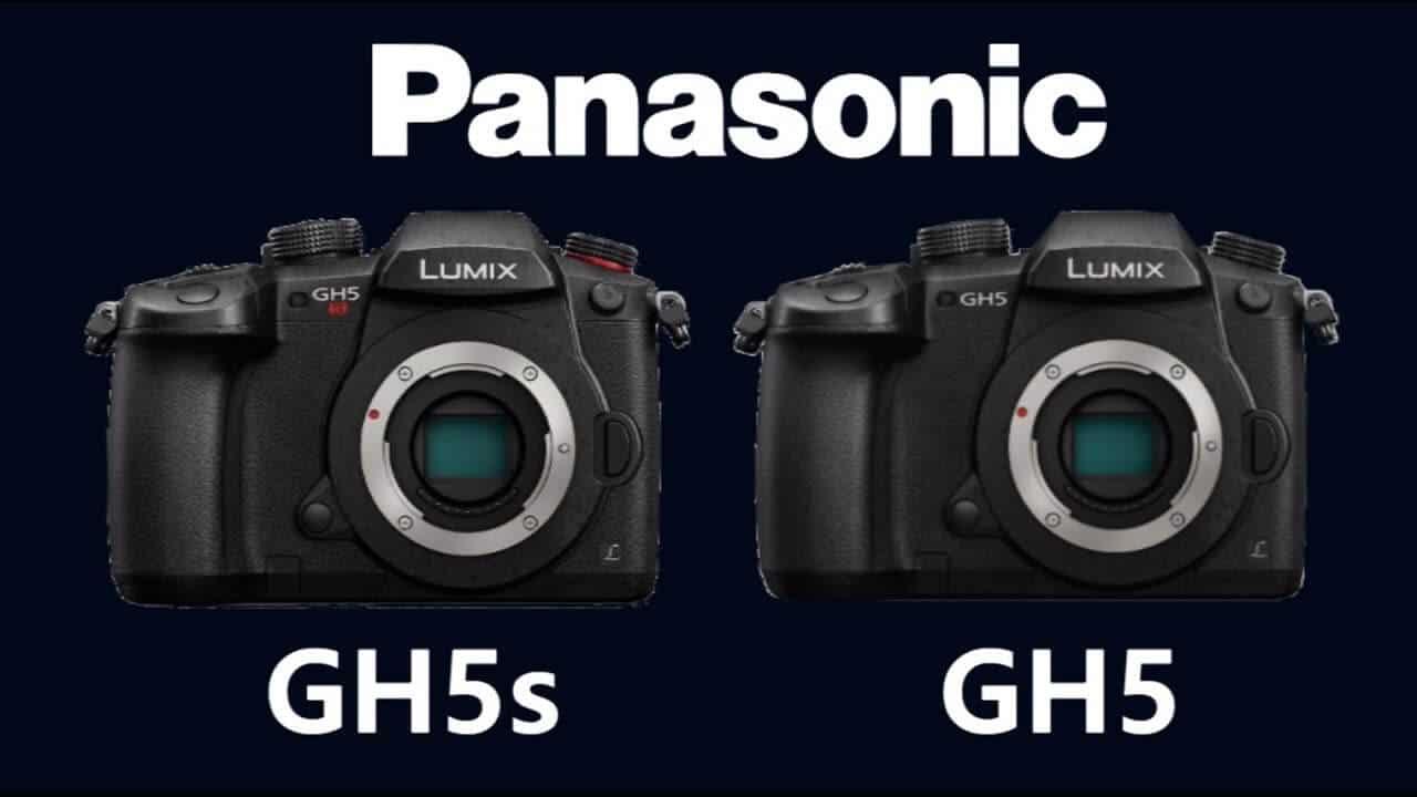 As 10 principais diferenças entre a Mirrorless Panasonic Lumix GH5 e GH5S