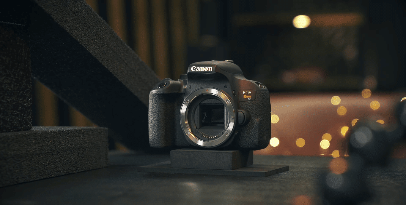 Canon EOS Rebel T7i - Review