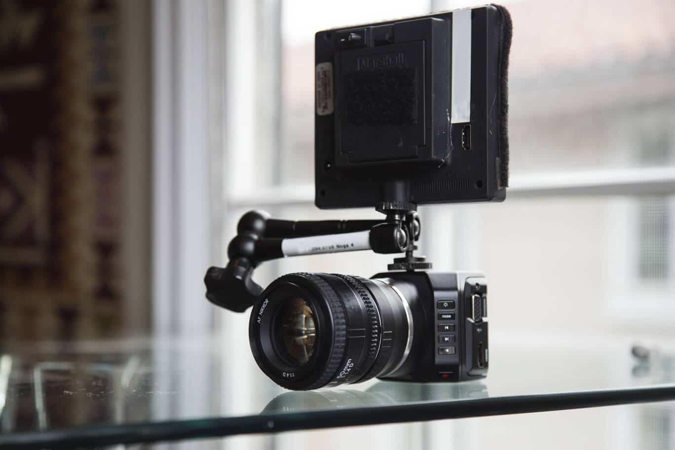 Câmera Blackmagic Design Micro Studio 4K - Review