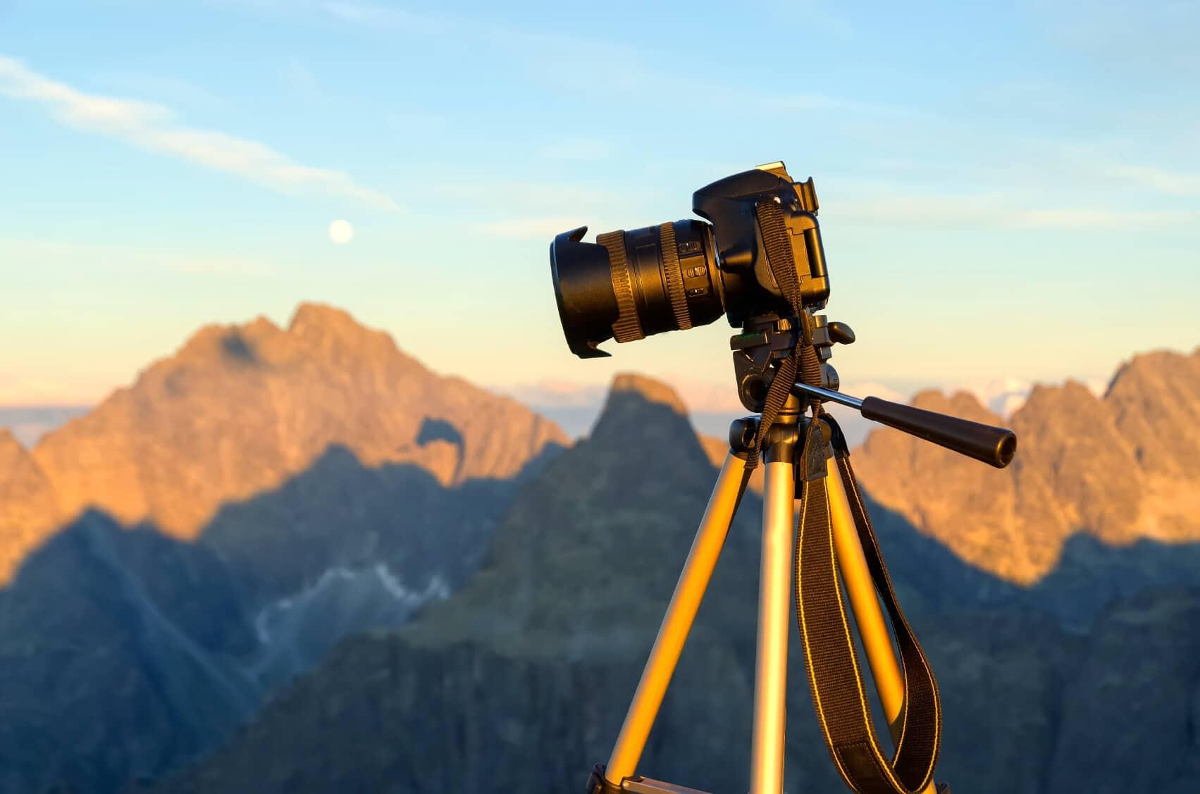 Escolhendo a melhor lente para fotografia de paisagem