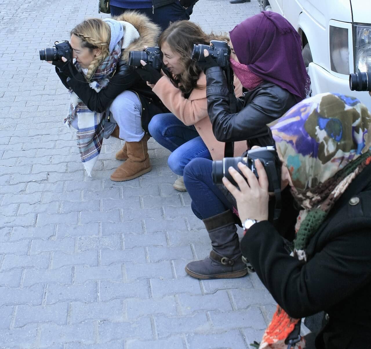 5 coisas a avaliar para escolher o melhor curso de fotografia