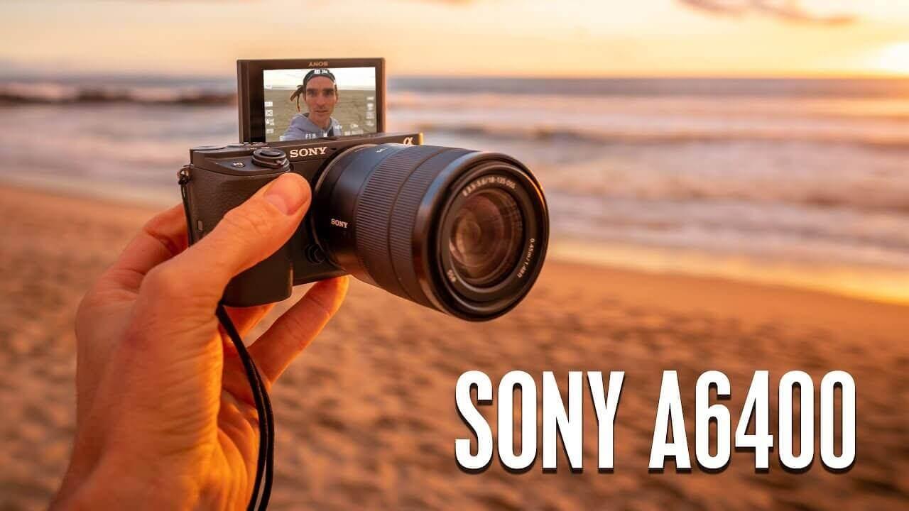 Alpha A6400 a novíssima Câmera Mirrorless mid-range da Sony