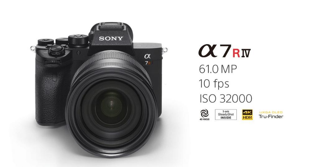 Sony Anuncia a Nova Full-Frame α7R IV, com Incríveis 61 Megapixels