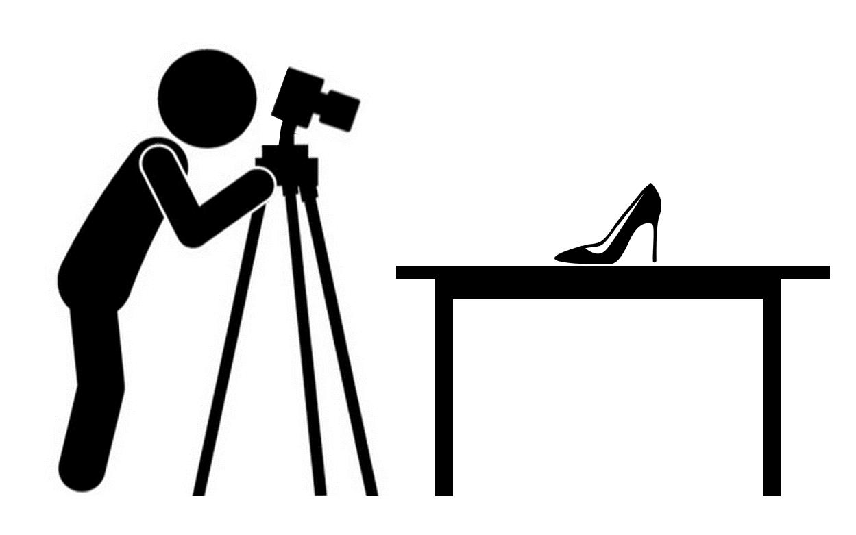 Como Fotografar Produtos para minha loja?