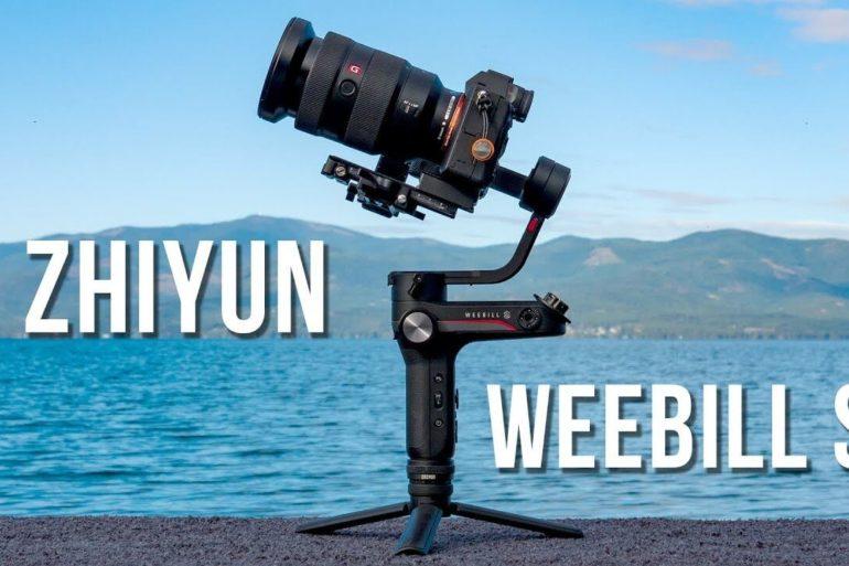 Review Gimbal Weebill-S: Novo Estabilizador da Zhiyun