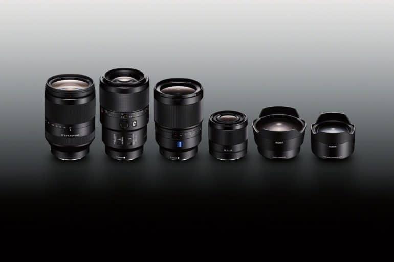 Lentes Sony: As melhores lentes para impulsionar suas fotografias.