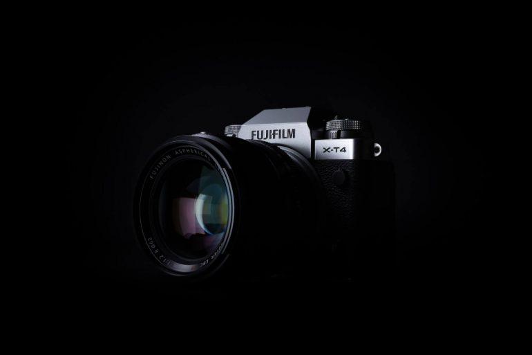 Câmera FujiFilm X-T4 Mirrorless, a Retrô da FujiFilm Evolui para uma Híbrida Moderna