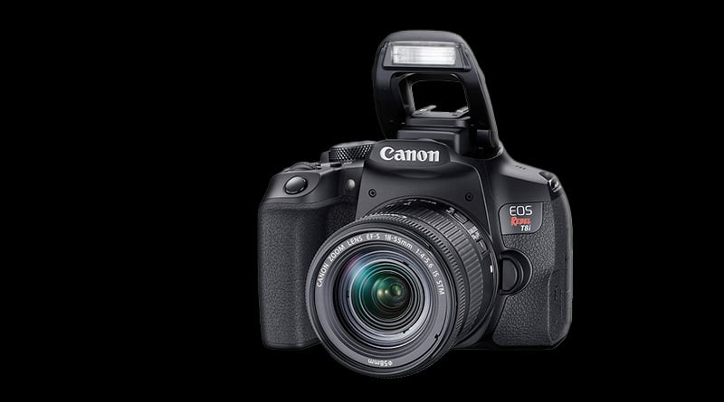 Review: Nova Rebel Canon T8i, agora 4k