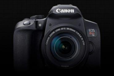 Review: Nova Rebel Canon T8i, agora 4k