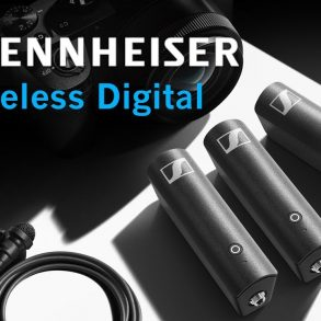 Sennheiser XS Wireless Digital - Sistema wireless simples, para áudio sem fio