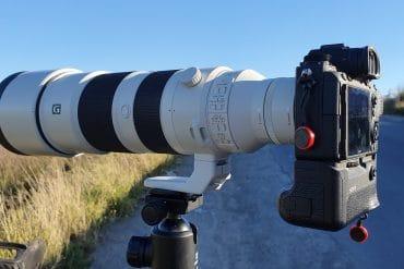 REVIEW: Lente Telefoto Sony FE 200-600 F/5.6-6.3 G OSS