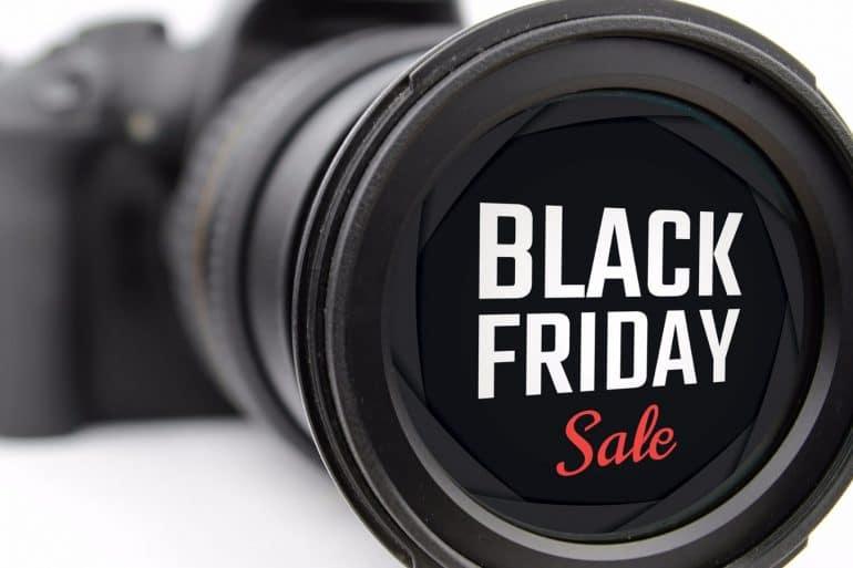Dicas da Black Friday para fotógrafos