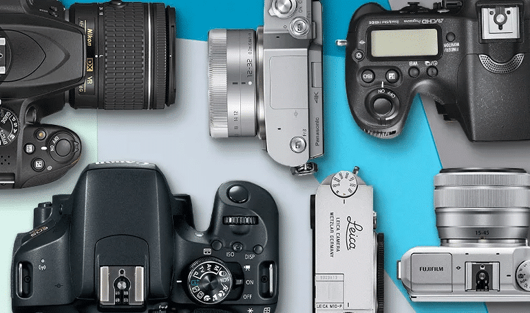 Câmeras Mirrorless ou DSLR: Como escolher o Sistema de Câmera Certo
