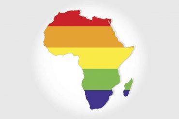 Uma Exploração das Comunidades LGBTQ da África By Fotógrafo Yannis Guibinga
