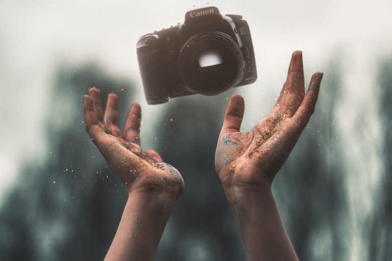 Dicas para você Inovar na Fotografia
